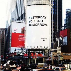 Yesterday You Said Tomorrow!